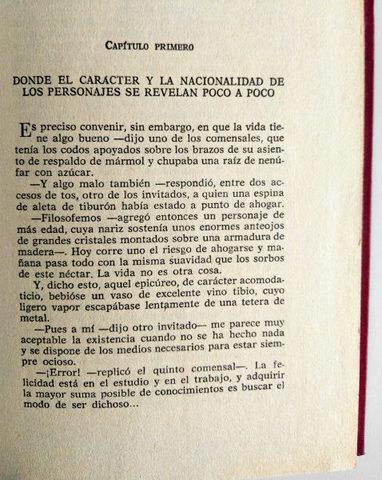LIBRO VIAJES EXTRAORDINARIOS JULIO VERNE - foto 3