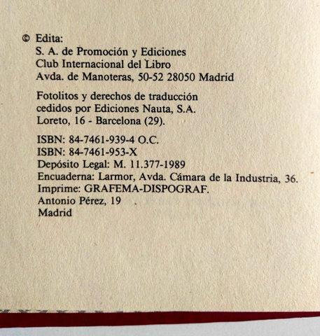 LIBRO VIAJES EXTRAORDINARIOS JULIO VERNE - foto 5