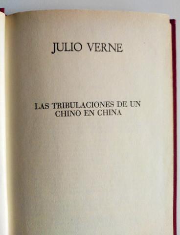 LIBRO VIAJES EXTRAORDINARIOS JULIO VERNE - foto 6