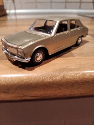 Peugeot 504 Norev