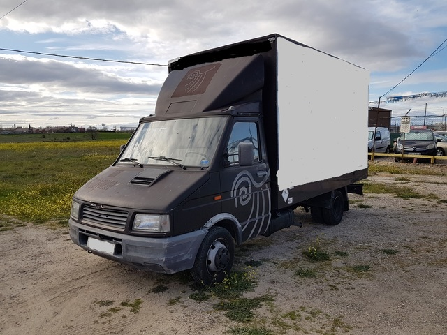 Lorry JUMPER DUCATO BOXER DAILY EUROCARGO CONDUCTOR SOLO TULIPA tipo camion