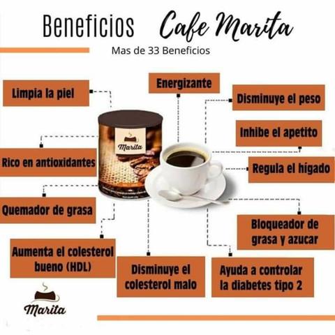MARITA, EL CAFÉ QUÉ ADELGAZA CON ENERGIA - foto 4