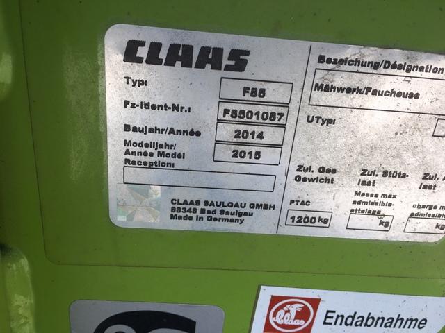 CLAAS DISCO 3200C - foto 9