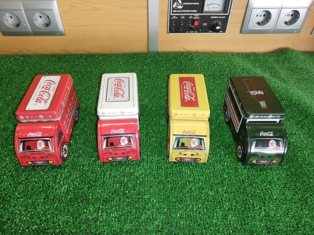 Colección Latas Coca Cola