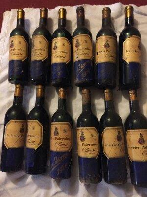 Vino De Rioja Blanco Y Tinto