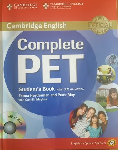 LIBRO CAMBRIDGE ENGLISH OFICIAL - foto 1
