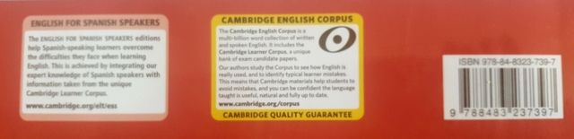 LIBRO CAMBRIDGE ENGLISH OFICIAL - foto 2