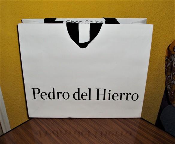 Bolsa Pedro Del Hierro