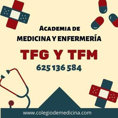 ACADEMIA MEDICINA // TFG Y TFM - foto 2