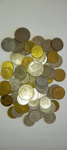 Llotes Monedas Juan Carlos I