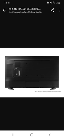 VENDO SMART TV SAMSUNG 32 - foto 6