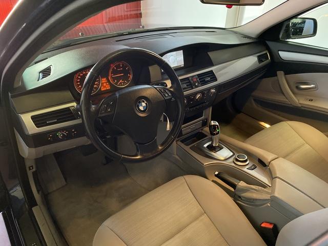 BMW - 520D E 60 177CV AUTOMATICO - foto 5