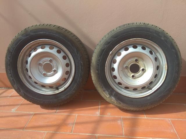 RUEDA COMPLETA RENAULT - foto 2