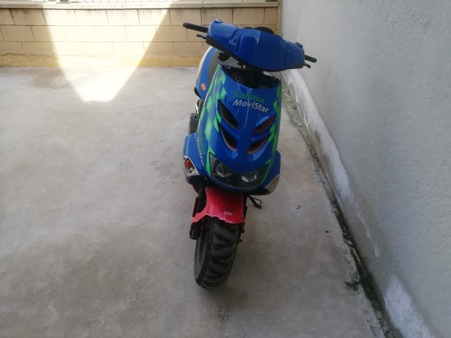 deportes Rueda trasera Matr/ícula Soporte Aprilia Sr 50/Street Piaggi de O Motor Fun Master