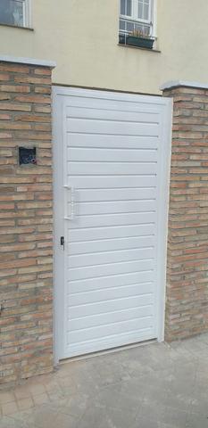 Puerta Chapa Acero Nueva