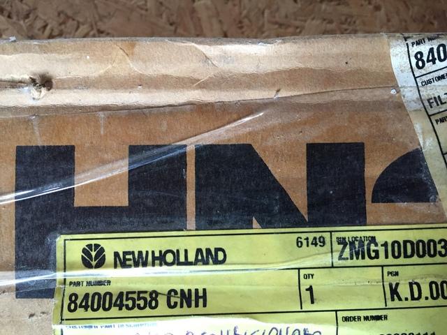 FILTRO DE GAS A/C NEW HOLLAND - foto 2