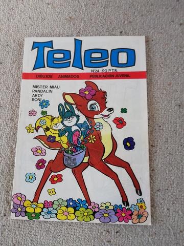 COMICS TELEO DE LOS 80 - foto 2