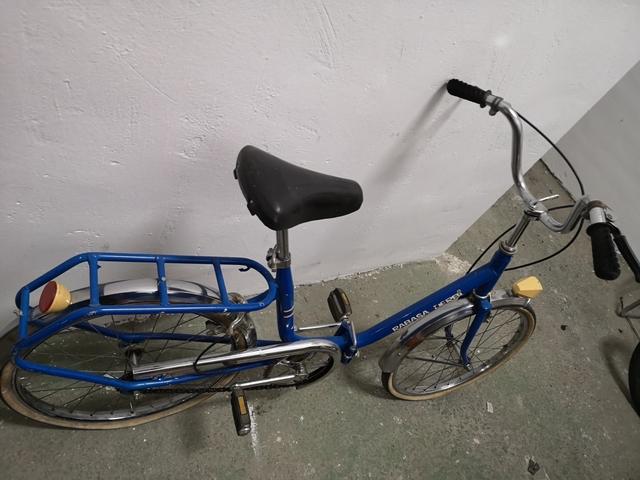 Bicicleta Paseo Derbi Rabasa