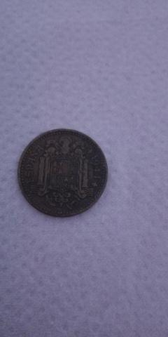 1 Peseta 1944