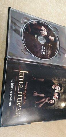 DVD,  CREPÚSCULO, LUNA NUEVA, EDIC. ESPECIAL - foto 2