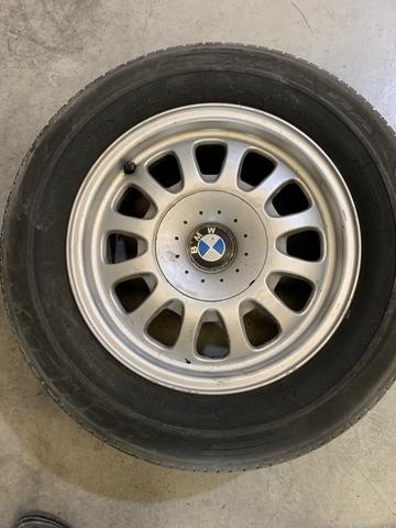VENDO LLANTAS BMW - foto 1