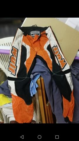 Pantalón Motocross