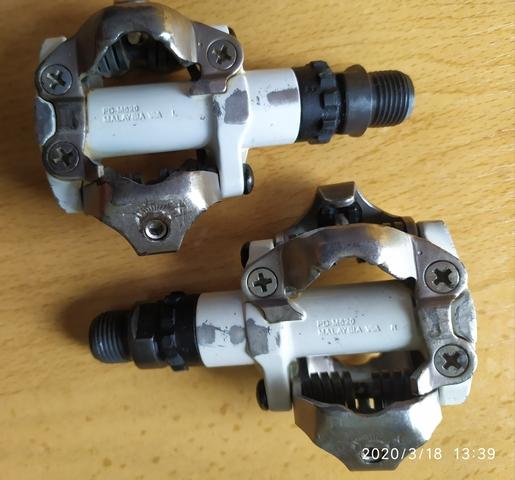 Se Arreglan Pedales Automáticos Shimano