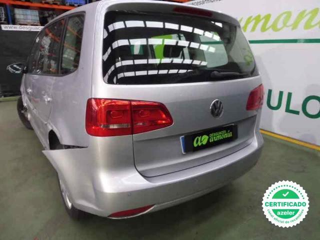 Conmutador de faros con detalle de cromo para VW Sharan 7N Tiguan 5N Touran 1T3