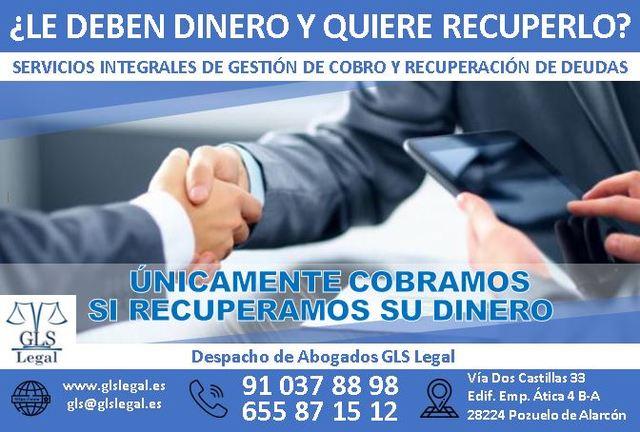 RECLAMACIÓN DE DEUDAS/GESTIÓN DE COBRO - foto 2