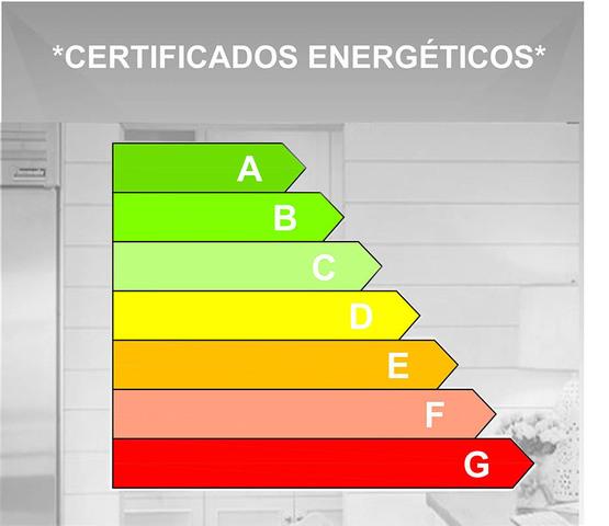 CERTIFICADO ENERGÉTICO* * * * * * * M A D R I D - foto 1