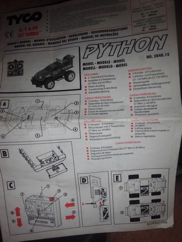 -Manual De Usuario Python Jet Turbo Tyco