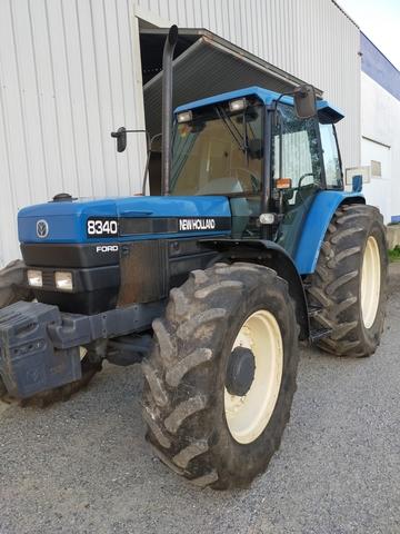 New Holland TS80 TS90 TS100 TS110 Manual del taller de reparación de servicio de taller de tractor
