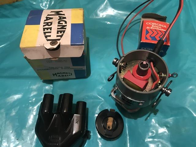 DELCO FEMSA D41 25 SEAT 600 ELECTRONICO - foto 4