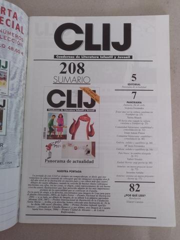 REVISTA CLIJ N° 208 - foto 2