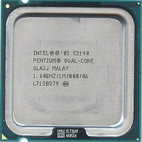 CPU INTEL PENTIUM E2140 SLA3J DUAL CORE - foto 1