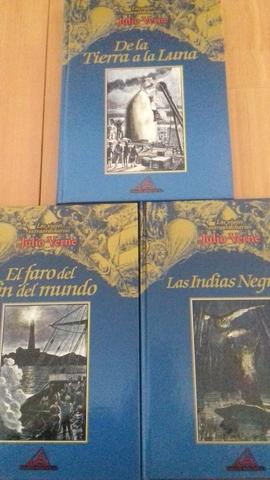 LIBROS DE JULIO VERNE - foto 1