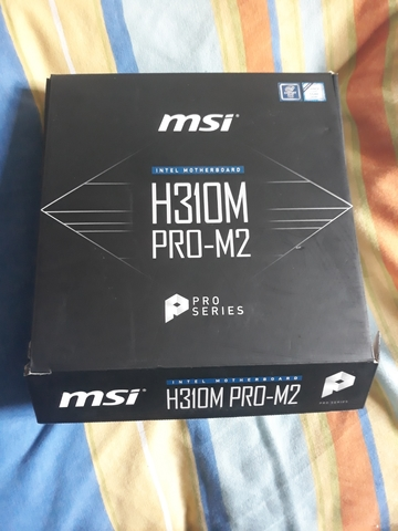 MSI GTX 1050 TI DDR5 4GB+PLACA MSI - foto 3