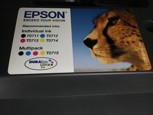 IMPRESORA EPSON STYLUS SX210 - foto 7