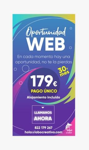 DISEÑO DE PAGINA WEB - foto 1