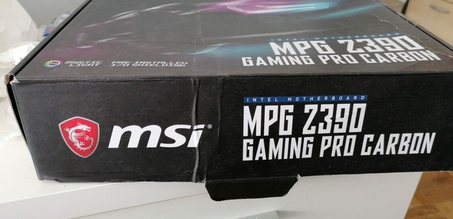 PLACA MSI MPG Z390 - foto 2