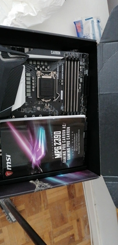 PLACA MSI MPG Z390 - foto 3