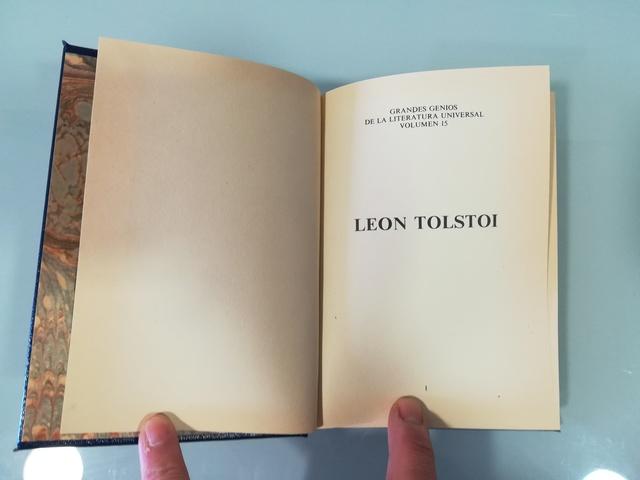 CUENTOS DE LEON TOLSTOI - foto 2
