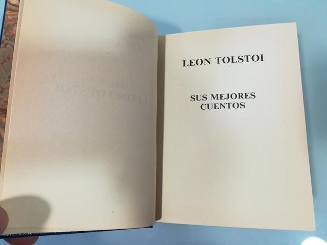 CUENTOS DE LEON TOLSTOI - foto 3