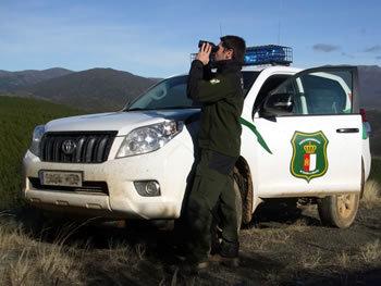 AGENTE MEDIOAMBIENTAL CASTILLA LA MANCHA - foto 2
