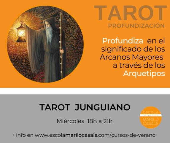 CURSO VERANO TAROT JUNGUIANO - foto 1