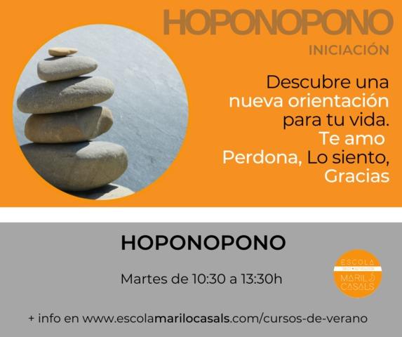 CURSO VERANO HOPONOPONO - foto 1