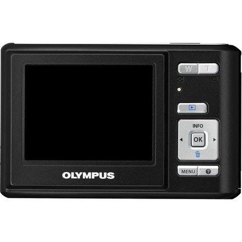CÁMARA DIGITAL OLYMPUS T-100,  12 MP - foto 3