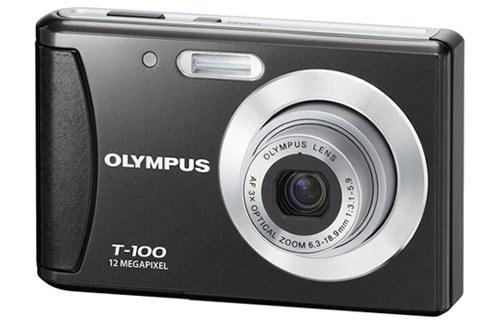 CÁMARA DIGITAL OLYMPUS T-100,  12 MP - foto 1