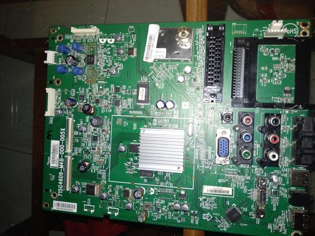 PANTALLA Y PLACA DE TV PHILIPS HDMI - foto 2
