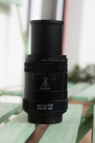 PENTAX 100MM F2, 8 MACRO WR - foto 1